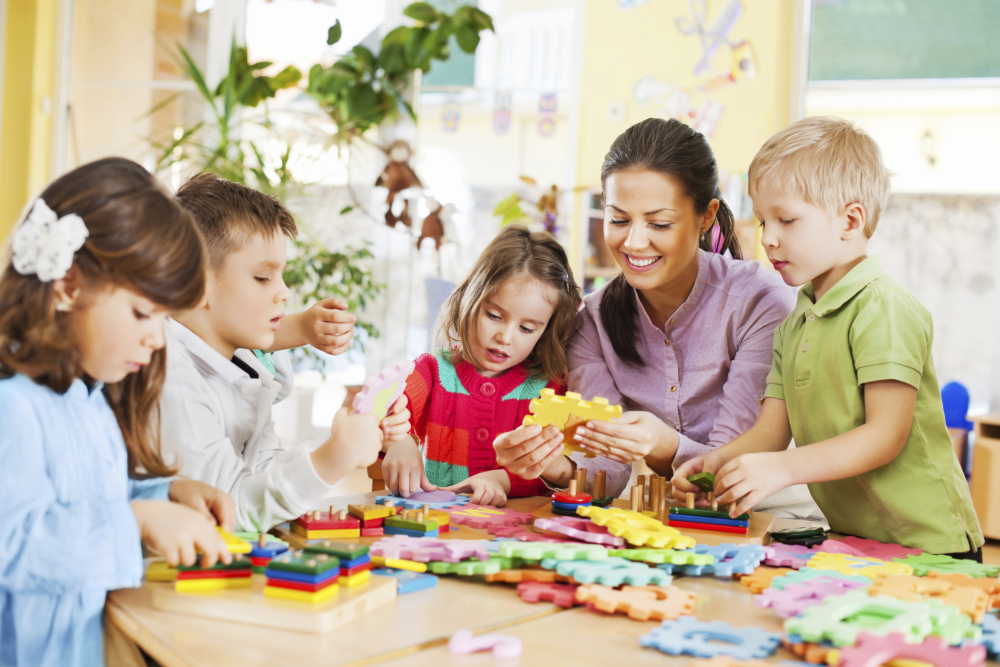 Helping children keep the clutter at bay